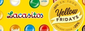 Descuentos Yellow Friday en Lacasitos